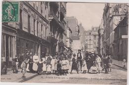 Paris : 17 Em : Rue Jacquemont , Avenue De  Clichy - Arrondissement: 17