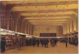 38 - GRENOBLE : Hall Intérieur De La Nouvelle Gare SNCF (1968) - Gares - Sans Trains