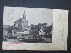 AK HOHENEICH B.Gmünd 1904  ///  D*21889 - Gmünd