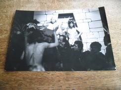 Photographie Tampon Photographe Jacques Prayer Mention Obligatoire - Personnes Anonymes