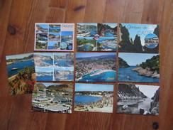 Lot De 10 Cartes De Cassis    ( Bouches Du Rhône ) - 5 - 99 Cartes