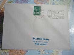 11 Juillet 1976 Revue Navale Par Le Président De La République Française Toulon Naval - Marcophilie (Lettres)