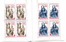 1983 CARNET DE 8 TIMBRES - Rotes Kreuz