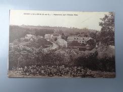 CPA 95 BOISSY L'AILLERIE PANORAMA SUR L'OISEAU BLEU - Boissy-l'Aillerie