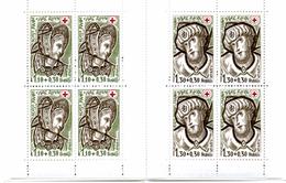 1979 CARNET DE 8 TIMBRES - Rotes Kreuz