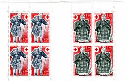 1977 CARNET DE 8 TIMBRES - Rotes Kreuz