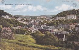Karlsbad - Blick Vom Panoramaweg (3001) * 26. VIII. 1925 - República Checa