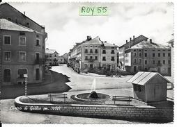 Veneto-vicenza-gallio Veduta Animata Centro Di Gallio Anni/50 - Altre Città