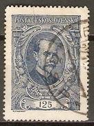TCHECOSLOVAQUIE    -  1920.   Y&T N° 152 Oblitéré. - Czechoslovakia