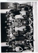 95.. TAVERNY  PHOTO DE CLASSE COLLEGE D ENSEIGNEMENT GENERAL 5° 1957/58 ALICE DONA - Taverny