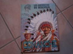 COMANCHE  T2 LES GUERRIERS DU DESESPOIR    HERMANN    GREG   LE LOMBART - Comanche
