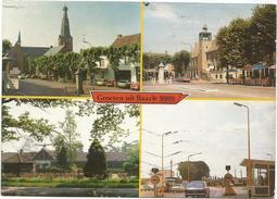 T1228 Baarle Nasau Hertog - Auto Cars Voitures / Viaggiata 1981 - Baarle-Hertog
