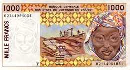 TOGO 1000 FRANCS De 2002   Pick 811l  UNC/NEUF - Togo