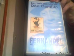 Don Camillo 1 : Le Petit Monde De Don Camillo [VHS] - Videocesettes VHS