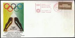 Germany Dortmund 1971 / Olympic GamesMunich 1972 / Olympic Presentation / Machine Stamp - Sommer 1972: München
