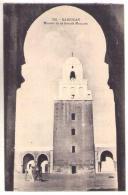 Tunisie 026, Kairouan, EM 702, Minaret De La Grande Mosquée, D'un Carnet - Tunisie