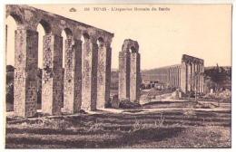 Tunisie 046, Tunis, CAP 134, L'Aqueduc Romain Du Bardo, D'un Carnet - Tunisie