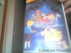 Oliver Twist Cassette VHS + Petit Livre - Videocesettes VHS