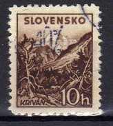Slowakei / Slovaki, 1940, Mi 72 X, Gestempelt [181216IV] - Slovakia