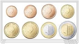@Y@  Nederland    Serie  2013   1 Ct - 2 Euro   UNC  8  Munten - Paesi Bassi
