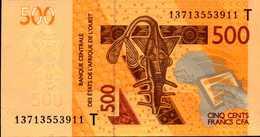 TOGO 500 FRANCS De 2012 Et 1000 De 2003/2013?   UNC/NEUF - Togo