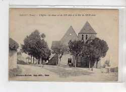 NAILLY - L'Eglise - Très Bon état - Autres Communes