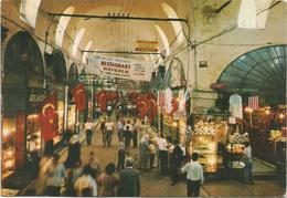 T1247 Istanbul - Kapali Carsi / Viaggiata 1966 - Turchia