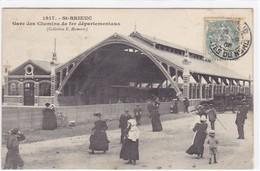Côte-d'Armor - Saint-Brieux - Gare Des Chemins De Fer Départementaux - Saint-Brieuc