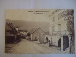 Doubs HYEVRE PAROISSE Vue Du Centre - Otros Municipios