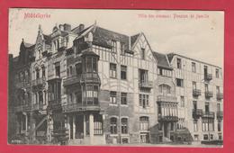 Middelkeke - Villa Des Oiseaux: Pension De Famille  - 1912 ( Verso Zien ) - Middelkerke