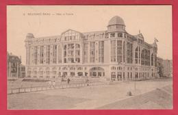 Westende-Bains - Hôtel Et Tennis - 192? ( Verso Zien ) - Westende