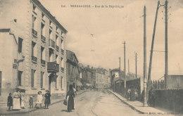 43 // TERRENOIRE  Rue De La République   826   ** - Autres Communes
