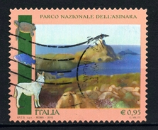 ITALIA - REPUBBLICA - Year 2015 - Parco Dell'asinara - Usato - Used. - 6. 1946-.. Repubblica