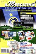 """ITALIA - Rivista """"Il Mercatino Del Collezionista"""" - Golden - 2008 - N. 115-116 - Telefonkarten"""