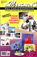 """ITALIA - Rivista """"Il Mercatino Del Collezionista"""" - Golden - 2008 - N. 122 - Schede Telefoniche"""