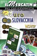 """ITALIA - Rivista """"Il Mercatino Del Collezionista"""" - Golden - 2009 - N. 123 - Schede Telefoniche"""