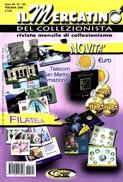 """ITALIA - Rivista """"Il Mercatino Del Collezionista"""" - Golden - 2009 - N. 124 - Schede Telefoniche"""