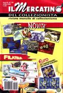 """ITALIA - Rivista """"Il Mercatino Del Collezionista"""" - Golden - 2009 - N. 125 - Schede Telefoniche"""