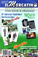 """ITALIA - Rivista """"Il Mercatino Del Collezionista"""" - Golden - 2009 - N. 126 - Schede Telefoniche"""