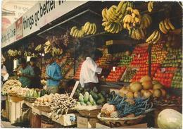 T1262 Mauritius - Maurice - Curepipe - La Marché The Market / Non Viaggiata - Mauritius