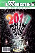 """ITALIA - Rivista """"Il Mercatino Del Collezionista"""" - Golden - 2010 - N. 132 - Schede Telefoniche"""