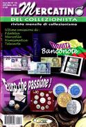 """ITALIA - Rivista """"Il Mercatino Del Collezionista"""" - Golden - 2010 - N. 135 - Schede Telefoniche"""