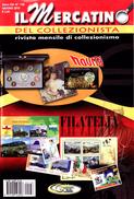 """ITALIA - Rivista """"Il Mercatino Del Collezionista"""" - Golden - 2010 - N. 136 - Telefonkarten"""