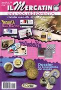 """ITALIA - Rivista """"Il Mercatino Del Collezionista"""" - Golden - 2010 - N. 137 - Schede Telefoniche"""