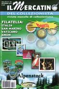 """ITALIA - Rivista """"Il Mercatino Del Collezionista"""" - Golden - 2010 - N. 138 - Telefonkarten"""