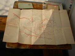 Jelentekenyebb Folyoink Vizjarasanal Atnezete  1896  Hungary Big - Geographische Kaarten