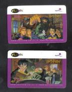 2 DISNEY CARDS - Disney