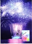 Australia 2014 Maxicard 70c Fireworks - Cartes-Maximum (CM)
