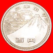§ FUJI: JAPAN ★ 100 YEN 45 YEAR SHOWA (1970)! LOW START ★ NO RESERVE! - Giappone