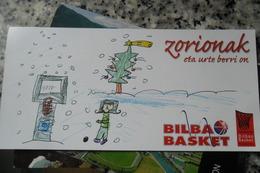 Christmas Basket Bilbao - Sports